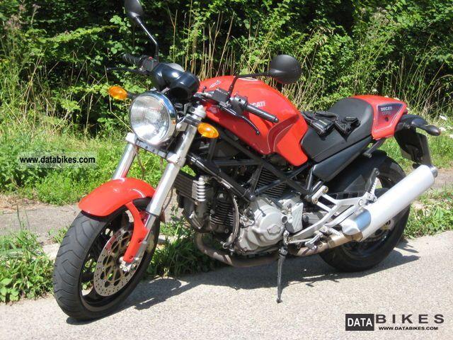 2003 Ducati  Monster 800 i.e. Motorcycle Naked Bike photo