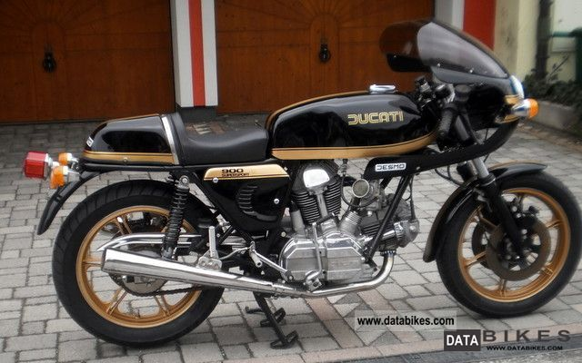 Ducati  900 SS Bevel 1979 Vintage, Classic and Old Bikes photo