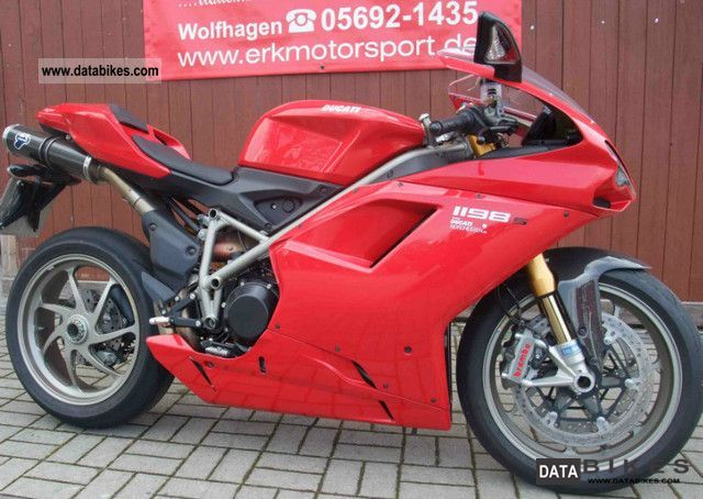 2009 Ducati  1198 S \ Motorcycle Sports/Super Sports Bike photo
