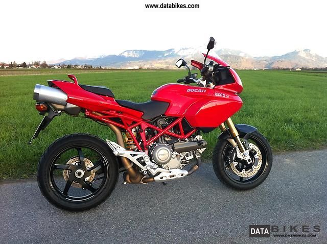 2007 Ducati MTS Multistrada DS1000 S