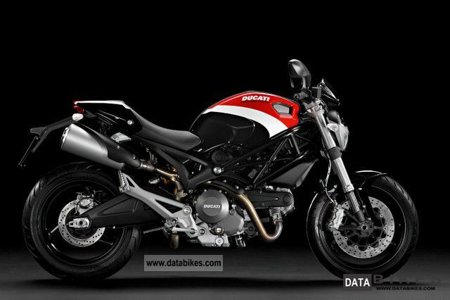 2011 Ducati  Compare Monster 696 Corse Motorcycle Naked Bike photo