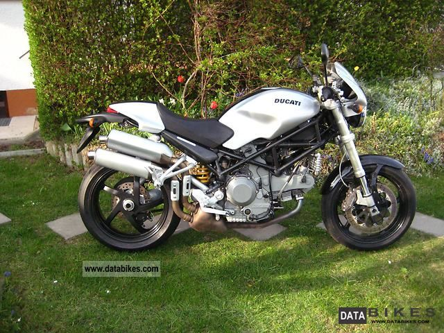 2006 Ducati  Monster S2R 1000 S4R top condition no Motorcycle Naked Bike photo