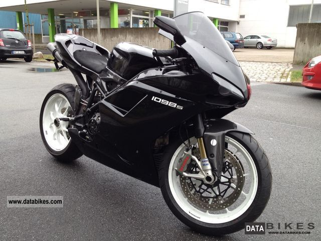 2008 Ducati  1098 Special Features Motorcycle Sports/Super Sports Bike photo