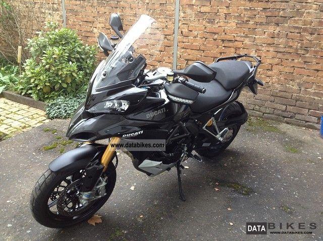 2010 Ducati  Multistrada 1200 S Sport Motorcycle Enduro/Touring Enduro photo