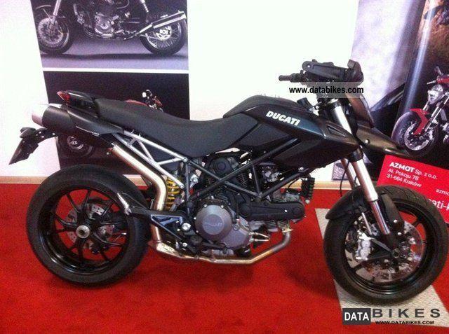 2010 Ducati  Hypermotard Motorcycle Other photo