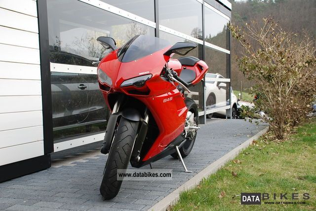 2008 Ducati  TOP 848 TOP Motorcycle Sports/Super Sports Bike photo