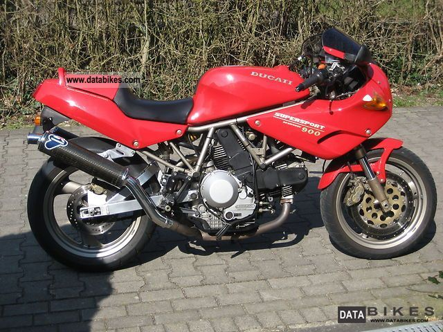 1994 Ducati  900 ss Motorcycle Sports/Super Sports Bike photo