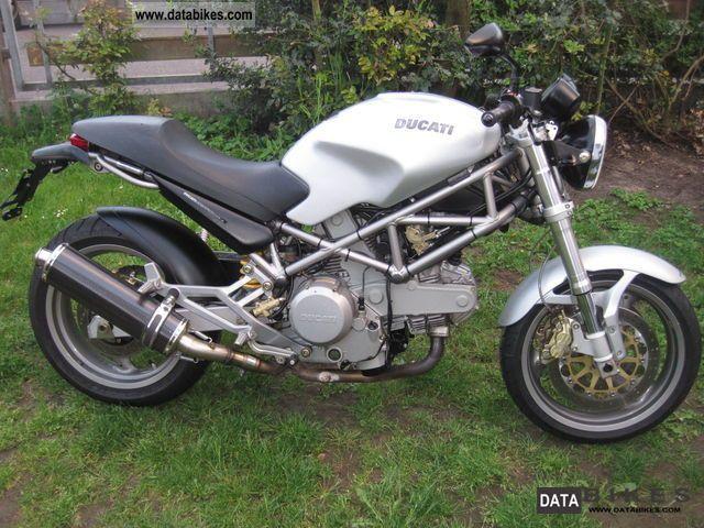Ducati  Monster 620i.e. Dark 10Tkm TUV Nearly new 2003 Naked Bike photo