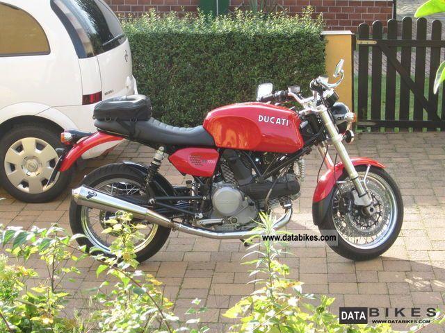 2007 Ducati  GT 1000 Motorcycle Motorcycle photo