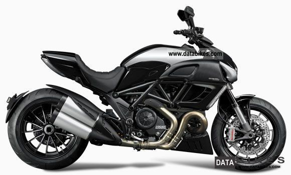 Ducati  Diavel Chromo * immediately * available 2011 Motorcycle photo
