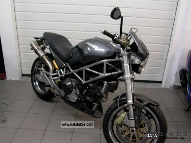 2004 Ducati  Monster 1000 Motorcycle Motorcycle photo