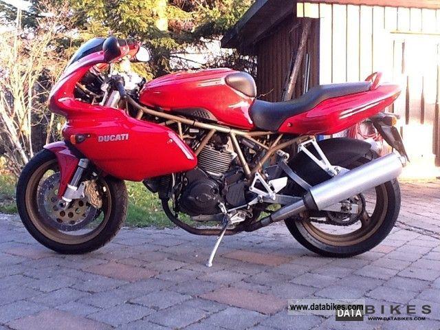 1999 Ducati  750SS Motorcycle Sports/Super Sports Bike photo