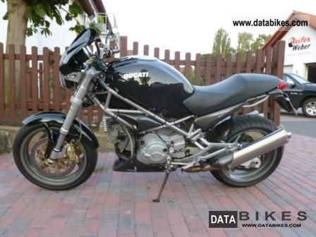 Ducati  Monster 1000 S.I.E 2006 Sports/Super Sports Bike photo