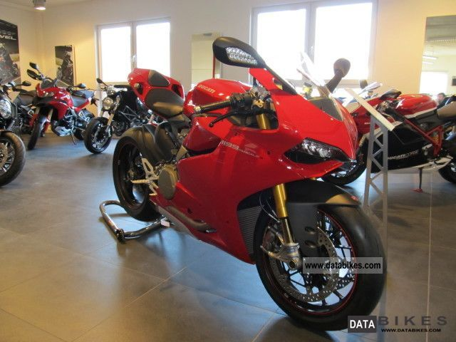 2011 Ducati  1199 Panigale Motorcycle Motorcycle photo