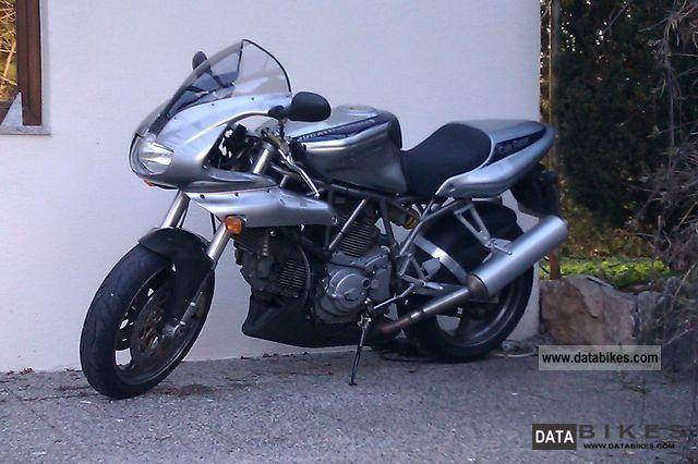 Ducati  900SS 2001 Sports/Super Sports Bike photo
