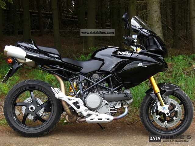 2009 Ducati  Multistrada 1100 S Motorcycle Motorcycle photo