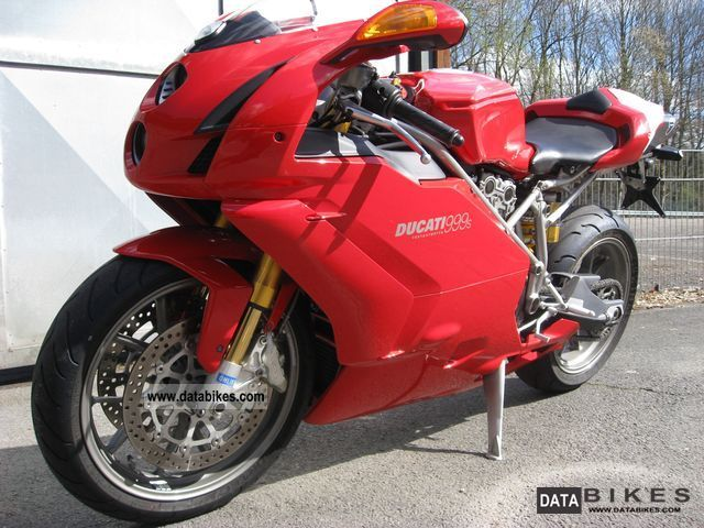 2003 Ducati  Termigioni 999s - without tinkering Motorcycle Sports/Super Sports Bike photo