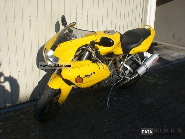 1999 Ducati  750 SS ie Nuda Motorcycle Sports/Super Sports Bike photo