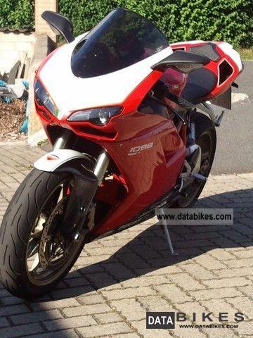 2007 Ducati  1098 / R-Optik/Termignoni open Motorcycle Sports/Super Sports Bike photo