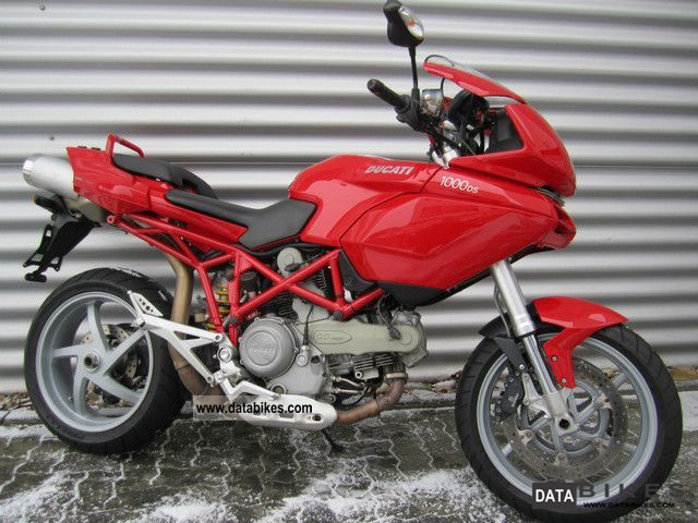 2004 Ducati  Multistrada DS 1000 Motorcycle Sport Touring Motorcycles photo