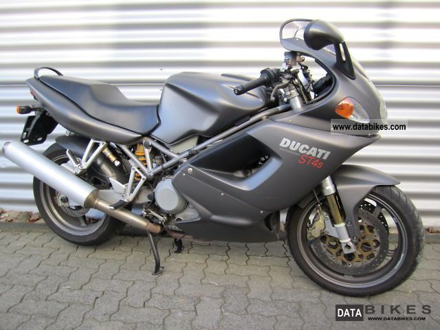2001 Ducati  ST 4 S Motorcycle Sport Touring Motorcycles photo