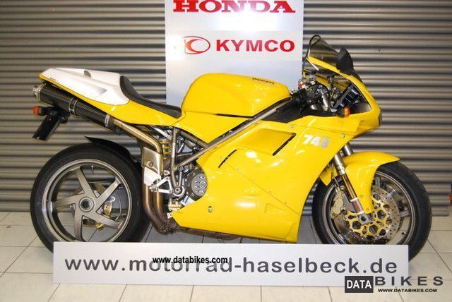 Ducati  748 R no 916/996 2000 Sports/Super Sports Bike photo