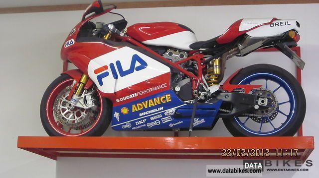 2005 Ducati  999 RACING Motorcycle Sports/Super Sports Bike photo