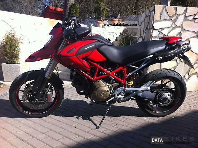 2008 Ducati  Hypermotard S lots of accessories Motorcycle Enduro/Touring Enduro photo