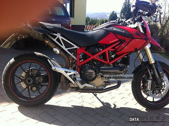 Ducati Hypermotard Touring Bags