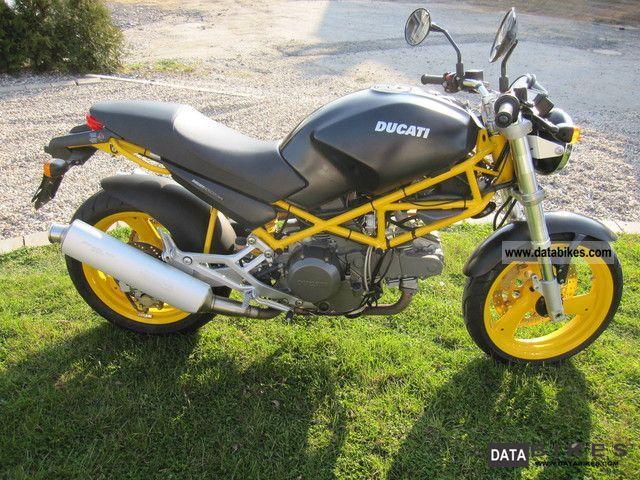 1999 Ducati  Monster 600 Motorcycle Naked Bike photo