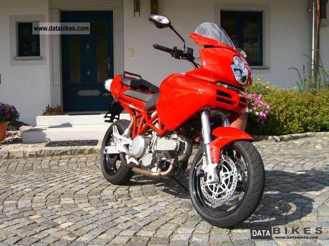 2006 Ducati  Multistrada MTS 620 low kms! Top condition! Motorcycle Enduro/Touring Enduro photo