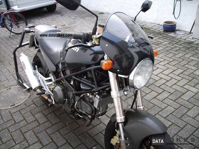 1999 Ducati  Monster 900S Motorcycle Streetfighter photo