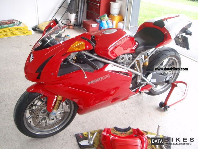 2004 Ducati  999S Motorcycle Sports/Super Sports Bike photo