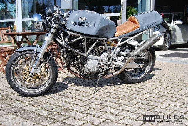 2003 Ducati  1000 SS Motorcycle Naked Bike photo
