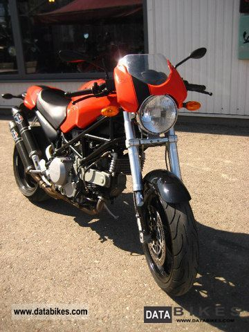 2006 Ducati  MONSTER S2R 800 from 1.Hand Motorcycle Sports/Super Sports Bike photo