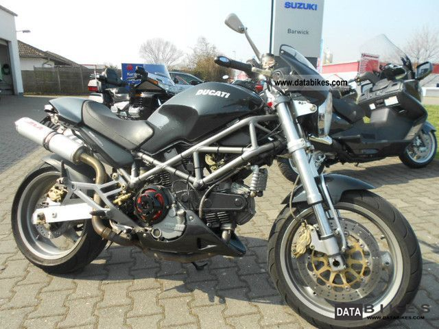 2003 Ducati  Monster 900 i.e. (M4) Motorcycle Naked Bike photo