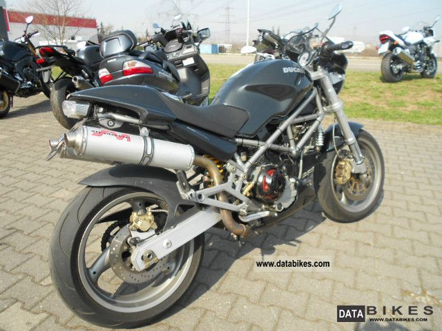 Ducati Monster  Oil Capacity
