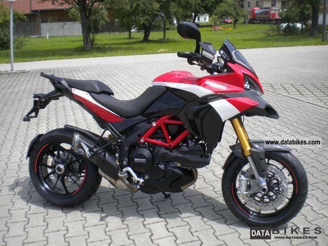 2012 Ducati  Multistrada 1200 S PIKES PEAK Motorcycle Tourer photo