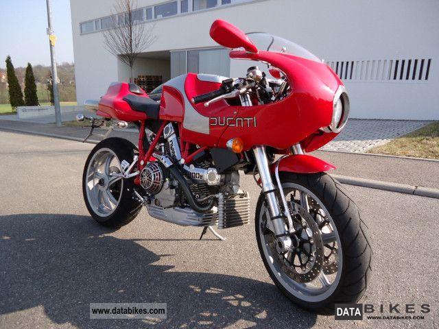 2002 Ducati  MH 900 e Motorcycle Sports/Super Sports Bike photo