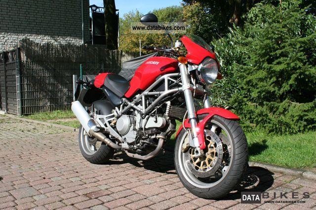 2007 Ducati  Monster 1000 i.e. Motorcycle Naked Bike photo