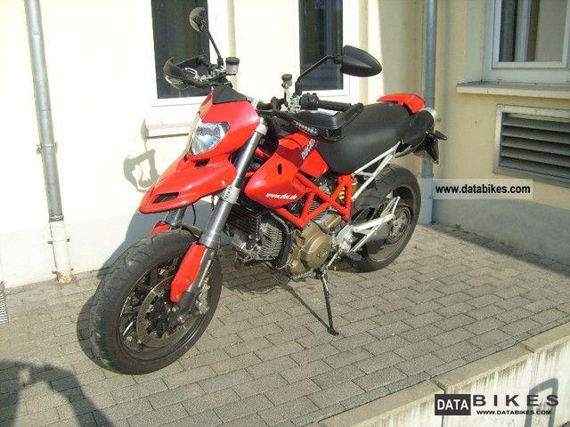 2007 Ducati  Hypermotard 1100 Motorcycle Super Moto photo