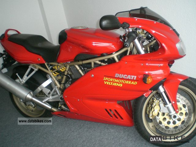 Ducati  900 SS 1998 Motorcycle photo