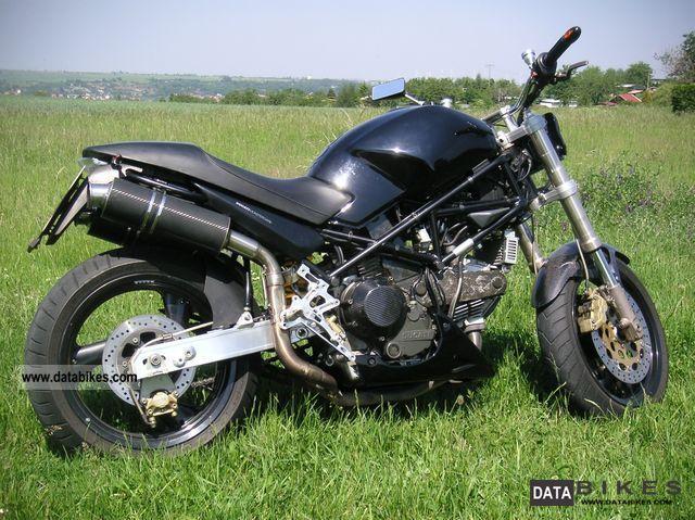 1999 Ducati  Monster Motorcycle Motorcycle photo