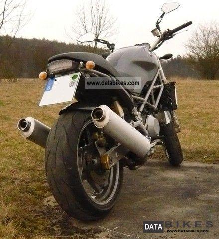 2001 Ducati Monster S4 916