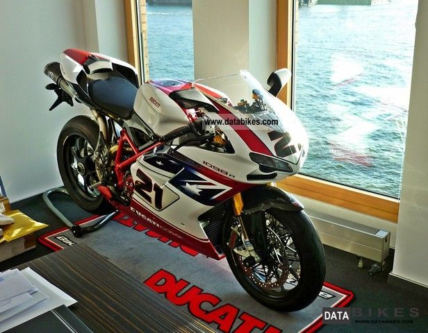 2010 Ducati  1098 1198 R Bayliss Limited Edition Motorcycle Sports/Super Sports Bike photo
