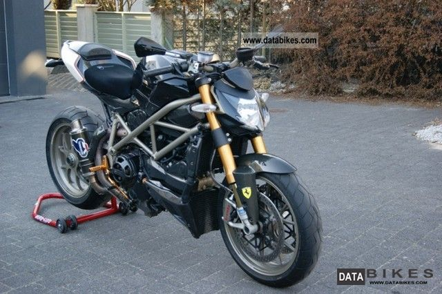 Ducati  For Tall Riders
