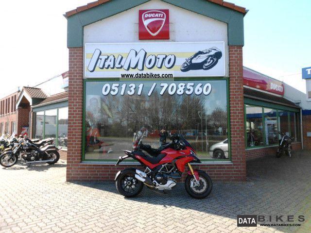 2011 Ducati  Multistrada 1200S-TEST DRIVERS Now! Motorcycle Enduro/Touring Enduro photo
