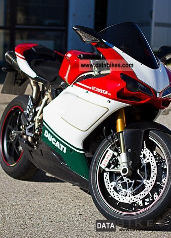 2007 Ducati  1098 Tricolore unique Motorcycle Sports/Super Sports Bike photo
