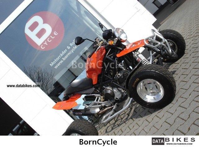 Ducati  MONSTER ** E-1000 IU ATV QUAD RACING ** ** 2.100KM 2005 Quad photo