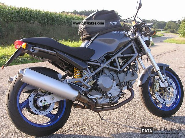 Ducati  Monster 1000S ie, KD, ZR, chain set new! 2003 Naked Bike photo